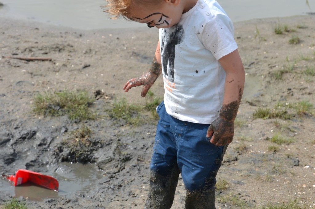 met-modder