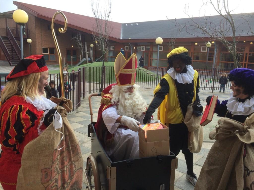 Foto Sinterklaas De Speeldoos