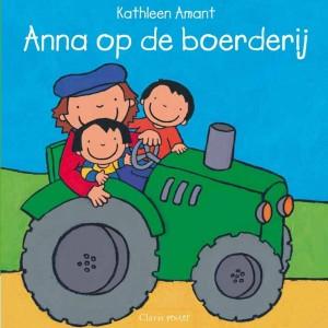 Anna op de boederij
